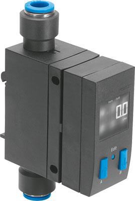 Festo Sfab 50u Wq6 2sv M12 565392 Festo Flow Sensors