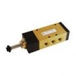 464/1.52.0.1.M2 Pneumax 5/2 MICROSOLENOID-SPRING